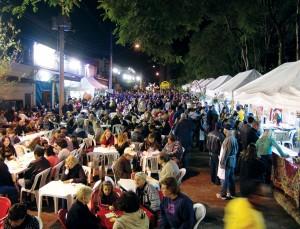 Festa Junina Reencontro 2015