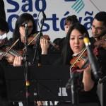 Orquestra de cordas Laetare