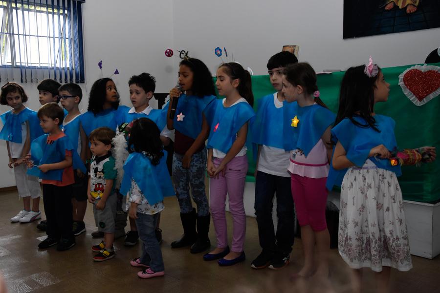 Festa das crianças do Reencontro 2016