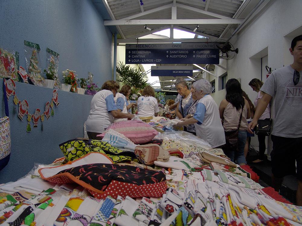 Bazar de Natal 2015