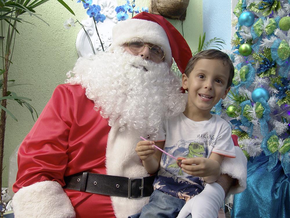 Papai Noel no Reencontro