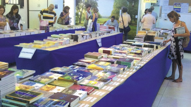 15º Megafeirao do livro no Reencontro