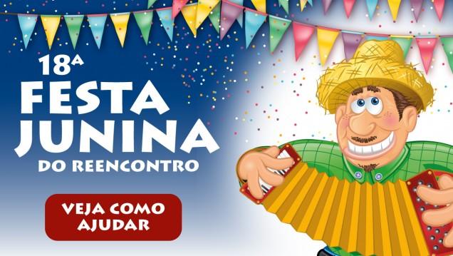 festa junina reencontro 2016