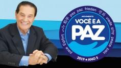 Movimento Voce e a Paz 2019 em Sao Paulo